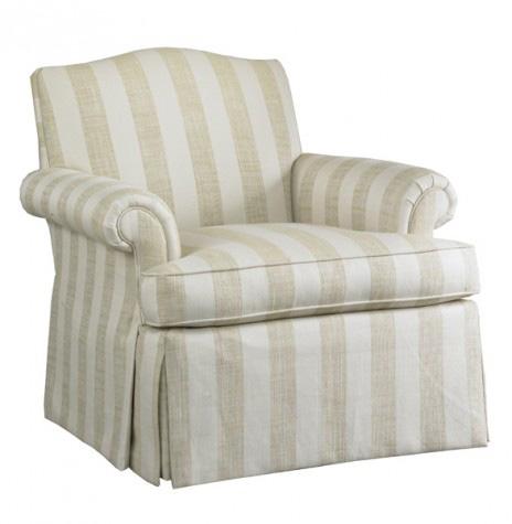 Lillian August Fine Furniture - Waldorf Chair - LA4031C