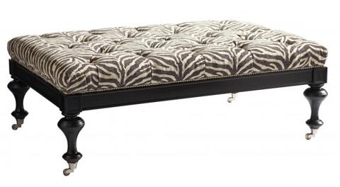 Lillian August Fine Furniture - Albany Ottoman - LA8094OT