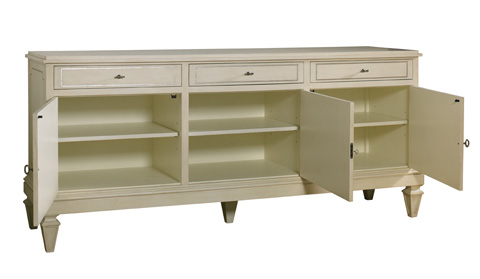 Lillian August Fine Furniture - Foster 3 Door Server - LA97053-01