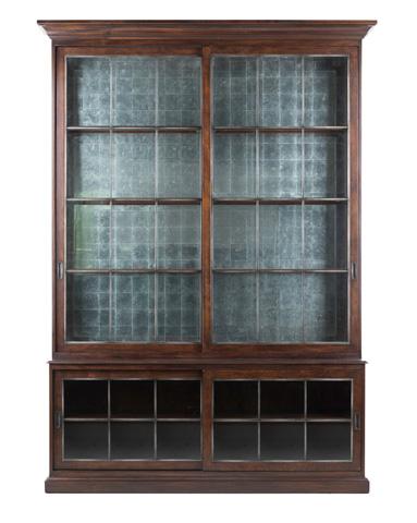 Lillian August Fine Furniture - Galbraith Sliding Door Cabinet - LA13041-01