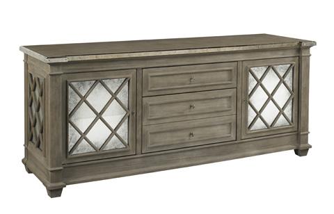 Lillian August Fine Furniture - Addison Media Console - LA15355-01