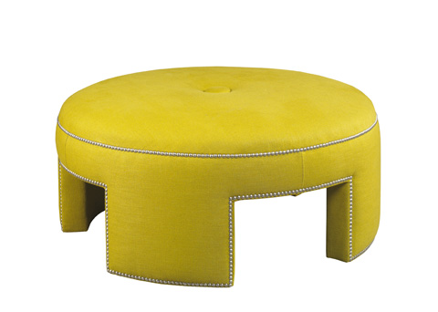 Lillian August Fine Furniture - Rory Ottoman - LA8118OT