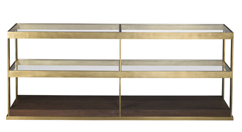 Lillian August Fine Furniture - Compton Media Console - LA15351-01