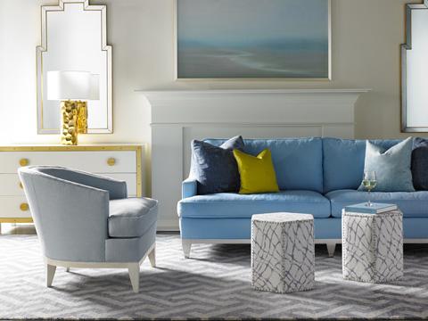 Lillian August Fine Furniture - Drake Sofa - LA7142S