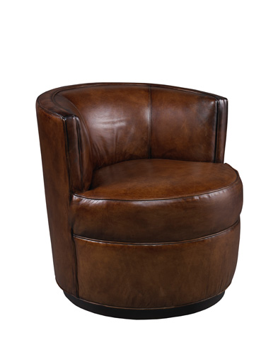 Lillian August Fine Furniture - Devlan Swivel Chair - LL3140C