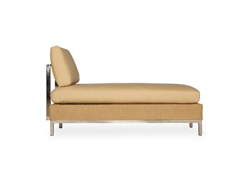 Lloyd Flanders - Elements Armless Chaise - 203323