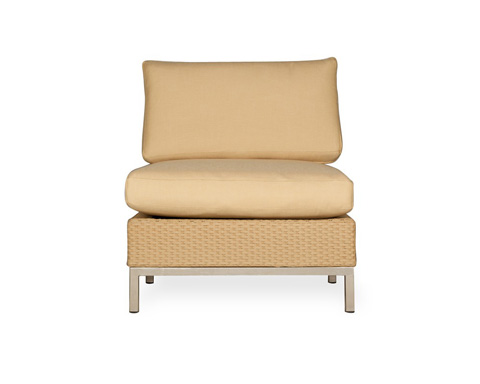 Lloyd Flanders - Elements Armless Lounge Chair - 203353