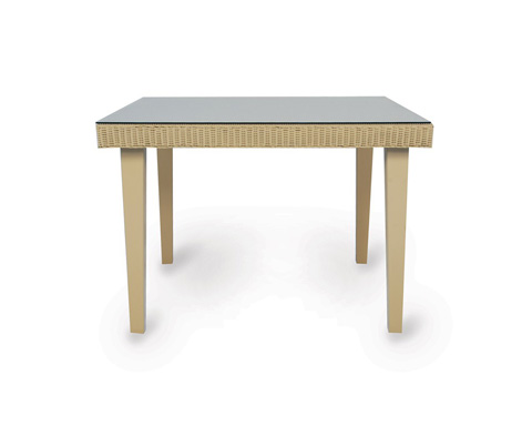 Lloyd Flanders - Square Dining Table - 15942