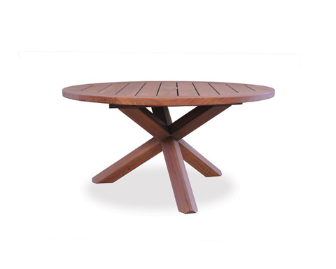Lloyd Flanders - Round Cross-Base Conversation Table - 286448