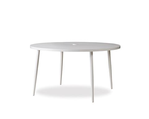 Lloyd Flanders - Round Umbrella Table - 248154