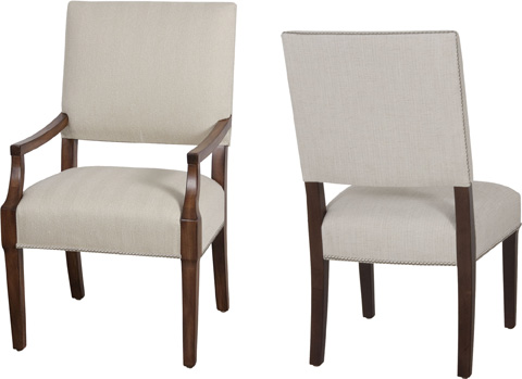 Lorts - Upholstered Arm Chair - 240