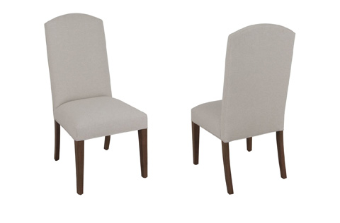 Lorts - Upholstered Side Chair - 7901