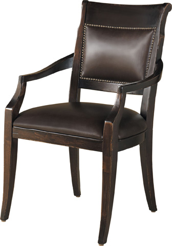 Lorts - Upholstered Arm Chair - 9826