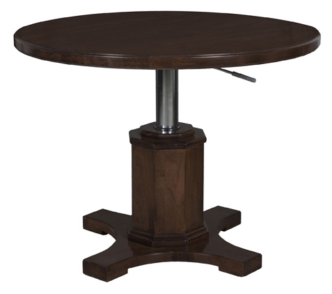 Lorts - Hi/Lo Cocktail Table - 8623