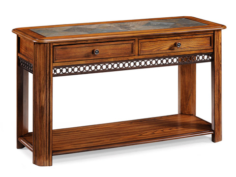 Magnussen Home - Sofa Table - T1125-73