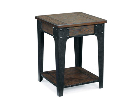 Magnussen Home - Square Accent Table - T1806-33