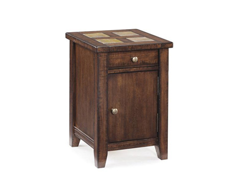 Magnussen Home - Square Accent Table - T1810-33