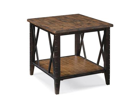 Magnussen Home - Rectangular End Table - T1908-03