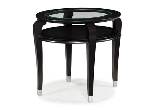 Magnussen Home - Oval End Table - T1946-07