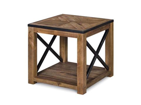 Magnussen Home - Rectangular End Table - T2386-03