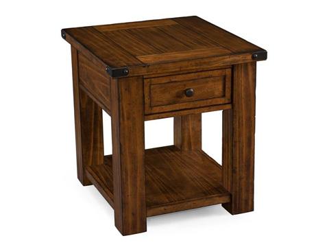 Magnussen Home - Rectangular End Table - T3050-03