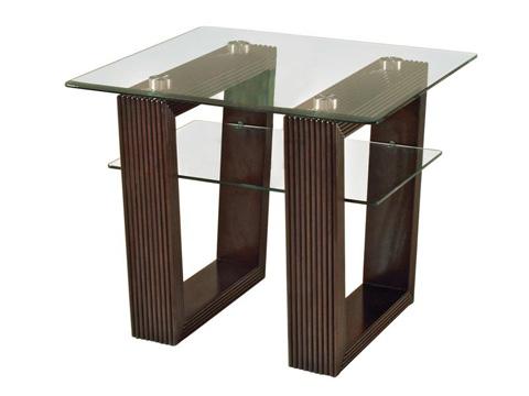 Magnussen Home - Rectangular End Table - 27702