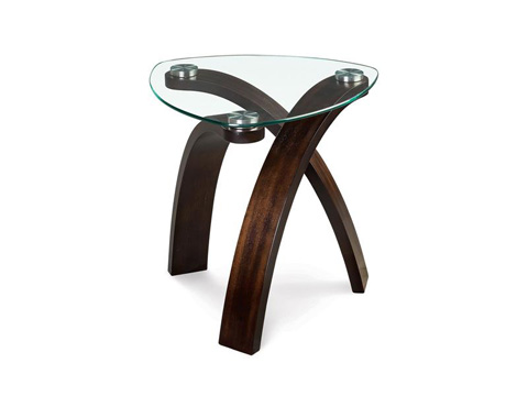 Magnussen Home - Oval End Table - T1396-22