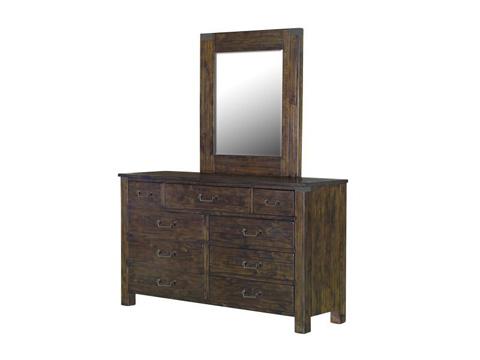 Magnussen Home - Portrait Mirror - B3561-42