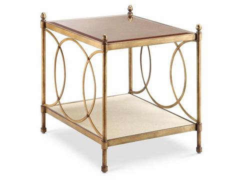 Magnussen Home - Rectangular End Table - T3725-03
