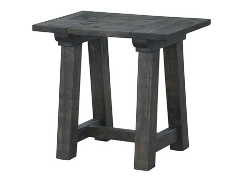 Magnussen Home - Rectangular End Table - T3578-03