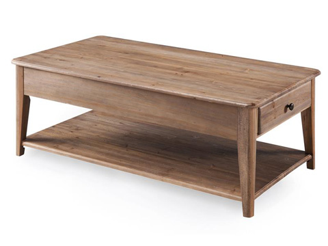 Magnussen Home - Rectangular Lift - Top Cocktail Table - T3749-51