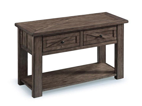 Magnussen Home - Rectangular Sofa Table - T3778-73