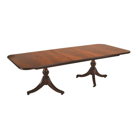Maitland-Smith - Double Pedestal Dining Table - 3530-155