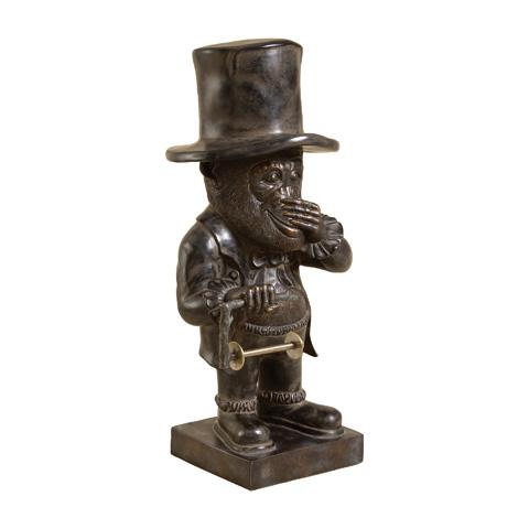 Maitland-Smith - Whimsical Monkey Tissue Holder - 1243-133