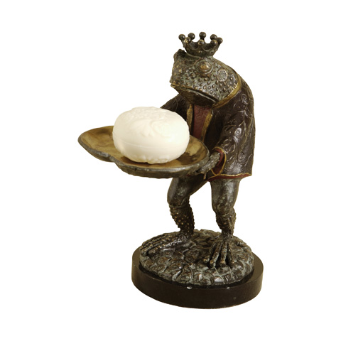Maitland-Smith - Frog Soap Dish - 1258-021