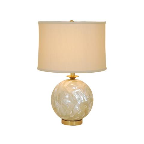 Maitland-Smith - Troca Shell Inlay Table Lamp - 1700-417