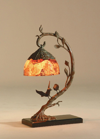 Maitland-Smith - Birds on Limb Lamp - 1753-886