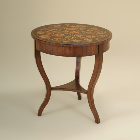 Maitland-Smith - Vintage Chestnut Occasional Table - 3230-936