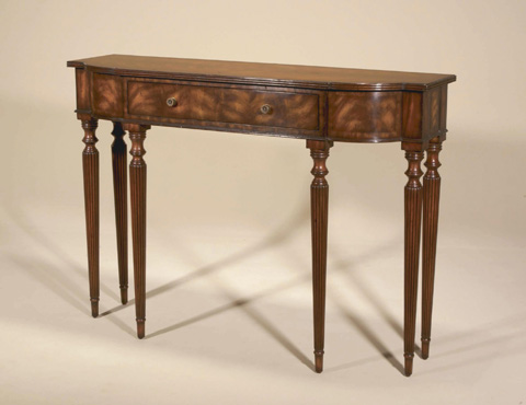 Maitland-Smith - Aged Regency Mahogany Sheraton Sofa Table - 3430-842