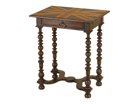 Maitland-Smith - Union Jack Casual Occasional Table - 3630-104