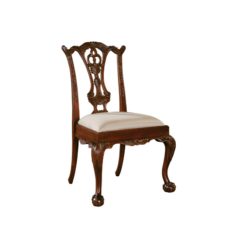 Maitland-Smith - Chippendale Side Chair - 4031-005