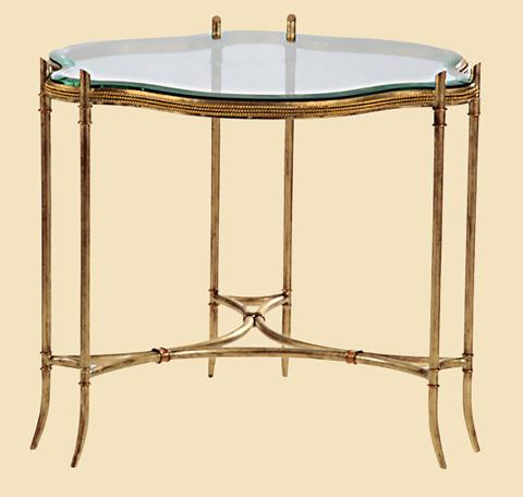 Marge Carson - Pegasus Round End Table - PE04