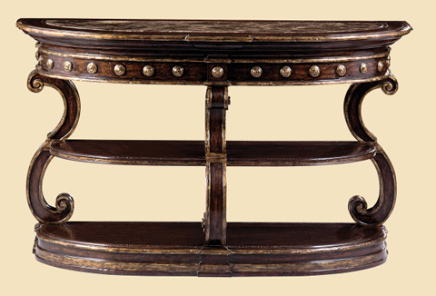 Marge Carson - Perugia Console Table - PG06