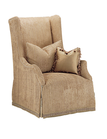 Marge Carson - Andrew Wing Chair - AND41