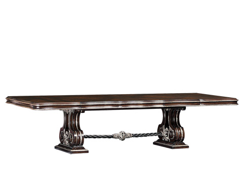 Marge Carson - Rectangular Dining Table - PSM21-1