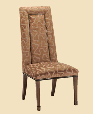 Marge Carson - Upholstered Side Chair - SNA65