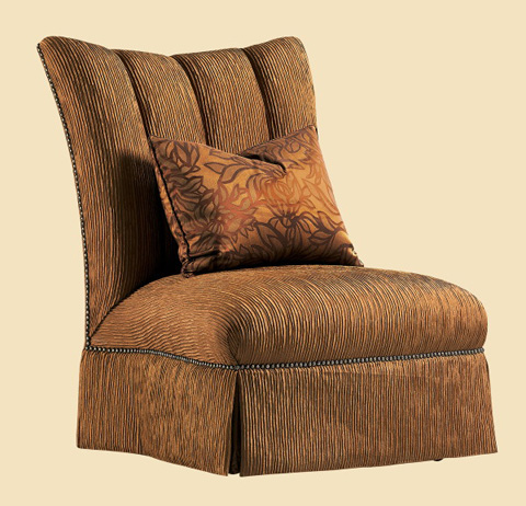 Marge Carson - Whitney Lounge Chair - WT49