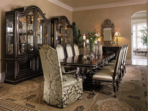 Marge Carson - Piazza San Marco Dining Room Set - PIAZZADINING2