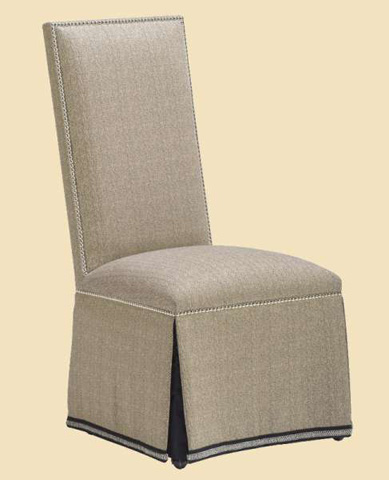 Marge Carson - Sinatra Side Chair - SIN45