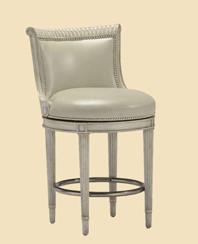 Marge Carson - Ionia Counter Stool - ION47-26